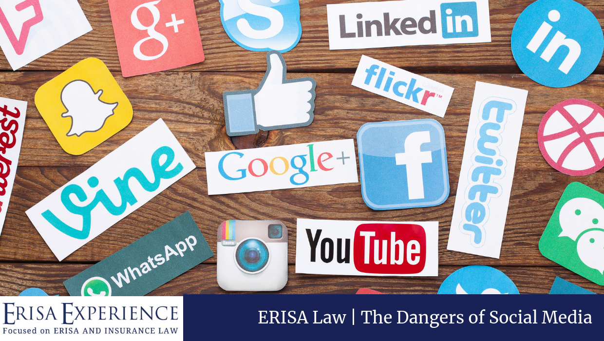 ERISA Law | The Dangers of Social Media