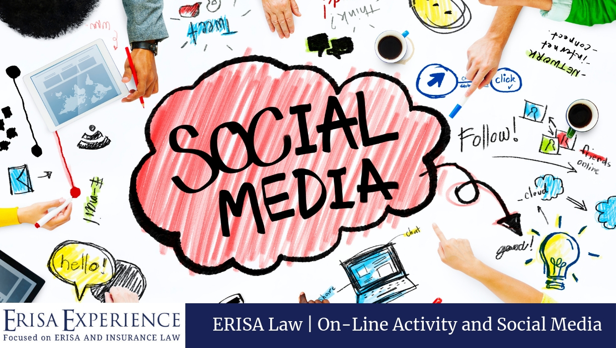 On-Line Activity and Social Media